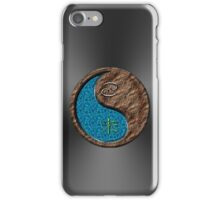 Cancer & Goat Yin Earth iPhone Case/Skin