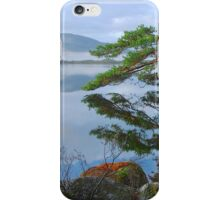 Tranquility of the Scottish Highlands iPhone Case/Skin