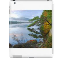 Tranquility of the Scottish Highlands iPad Case/Skin
