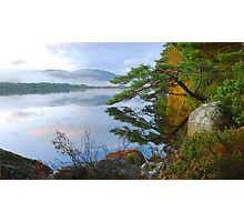 Tranquility of the Scottish Highlands Photographic Print
