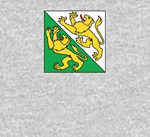 Flag of Thurgau Canton  Unisex T-Shirt
