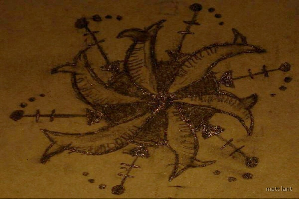 ancient star gazer by matt lant