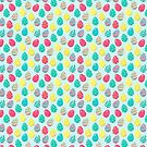 Easter Eggs Pattern by David & Kristine Masterson