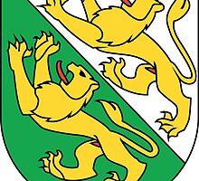 Coat of Arms of Thurgau Canton by abbeyz71