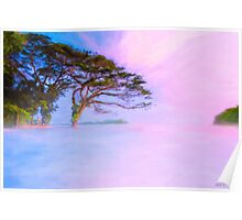 From The Edge Of Dreams - Lake Nicaragua Waterscape Poster