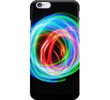 PROJECT: Playing with Lights: Circle iPhone Case/Skin
