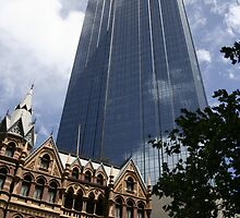 Old V New by Junior Deluise