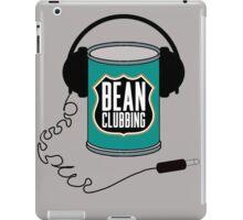 Bean Clubbing iPad Case/Skin