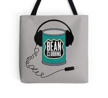 Bean Clubbing Tote Bag