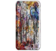 Mega-city iPhone Case/Skin