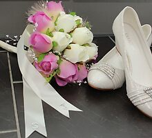 For The Bride To Be.... by Mrs Lisa Heslop