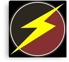 Awesome Lightning Bolt  Canvas Print
