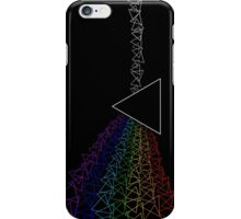 The Triangle Side Of The Moon~ iPhone Case/Skin