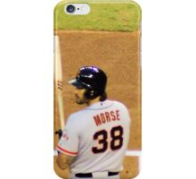 Morse   iPhone Case/Skin