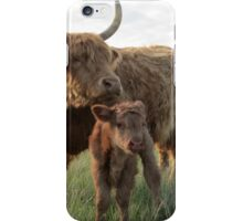 Elma and Moose  26 May 2014 iPhone Case/Skin