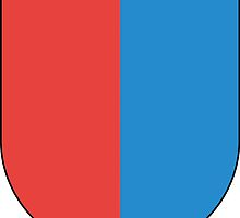 Coat of Arms of Ticino Canton by abbeyz71
