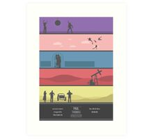 A Paul Thomas Anderson Collection Print Art Print