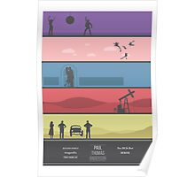 A Paul Thomas Anderson Collection Print Poster