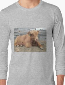 Moose  15 March 2015 Long Sleeve T-Shirt