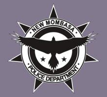 Halo, New Mombasa Police Department logo Kids Tee
