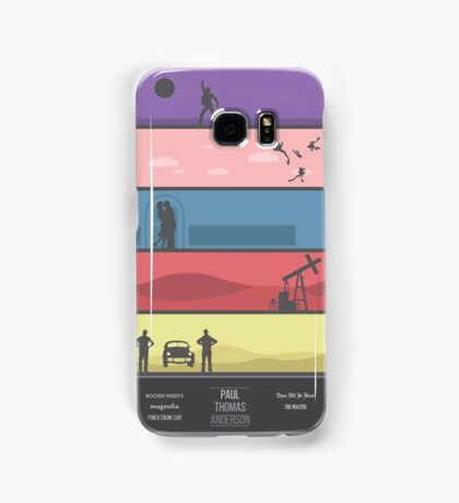 A Paul Thomas Anderson Collection Print Samsung Galaxy Case/Skin