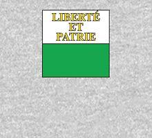 Flag of Vaud Canton  Unisex T-Shirt