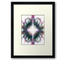 Crux of Day Framed Print
