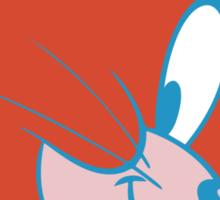 Jerry Red/Blue Sticker