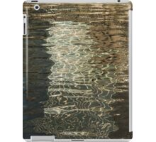 Satin, Silk and Moire Abstract iPad Case/Skin