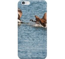 Fight and Flight iPhone Case/Skin
