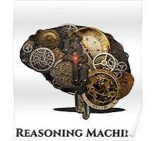 Reasoning Machine Poster