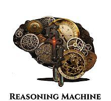 Reasoning Machine Photographic Print