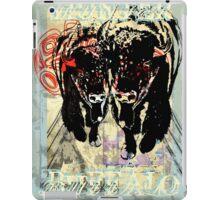Buffalo Hunter iPad Case/Skin