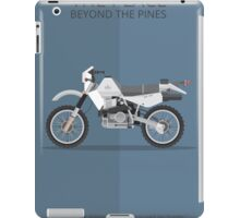 The Place Beyond the Pines - Vehicle Inspired Print iPad Case/Skin