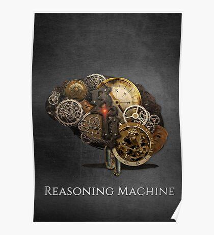 Reasoning Machine - poster Poster
