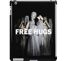 Free Hugs by an Angel iPad Case/Skin