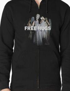 Free Hugs by an Angel T-Shirt
