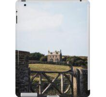 Cornish cottage iPad Case/Skin