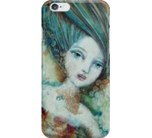 Princess under the sea iPhone Case/Skin
