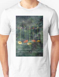 Teardrops Unisex T-Shirt