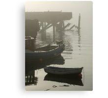 foggy day (4) Canvas Print