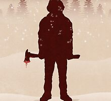 """A """"The Shining"""" Poster Print by George Townley"""