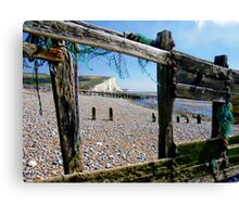 seven sisters 2 Canvas Print