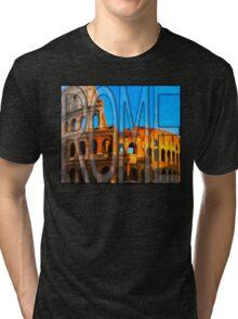 Simply Rome Tri-blend T-Shirt