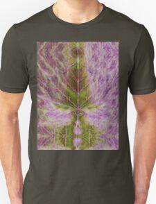 Leaf drawing T-Shirt