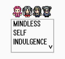 MINDLESS SELF INDULGENCE VIDEO GAME RETRO Unisex T-Shirt
