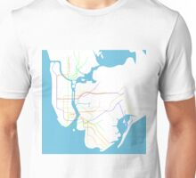 Subway Series- New York Unisex T-Shirt