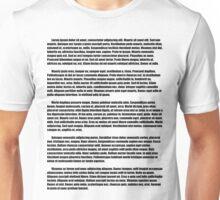 This t-shirt serves no purpose Unisex T-Shirt