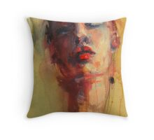 Raw Throw Pillow
