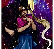 Sailor Moon & Company by m3l3ctric